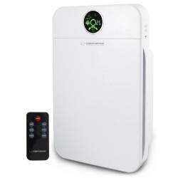 Purificator 150 m³/h,35W,50dB,3 nivele de filtrare,telecomanda,ventilator,termometru