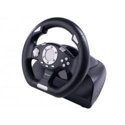 Volan  pentru PC + Joc Gratuit TRACER Sierra TRAJOY34008